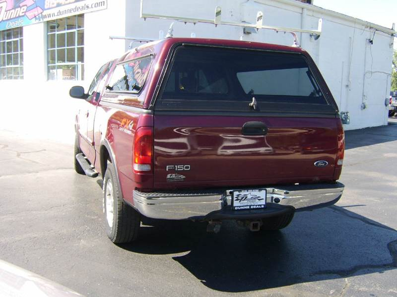 2003 Ford F-150 XLT 4dr SuperCab 4WD Styleside LB - Crystal Lake IL