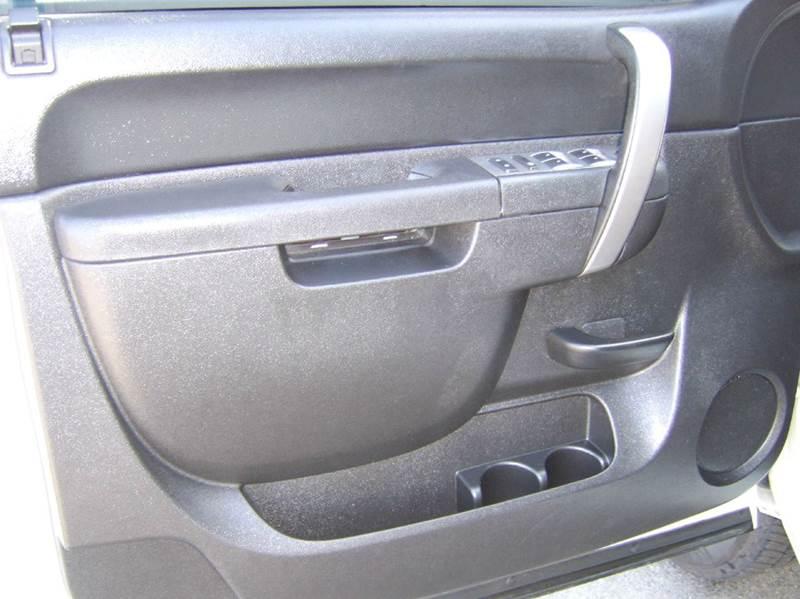 2013 Chevrolet Silverado 2500HD 4x4 LT 4dr Crew Cab LB - Crystal Lake IL