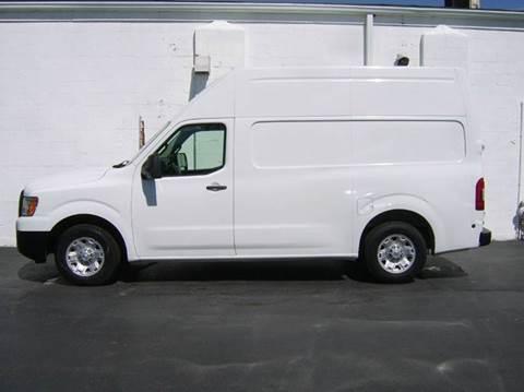 2013 Nissan NV Cargo