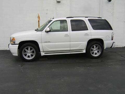 2003 GMC Yukon