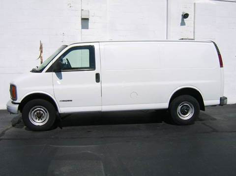 1999 Chevrolet Express Cargo for sale in Crystal Lake, IL