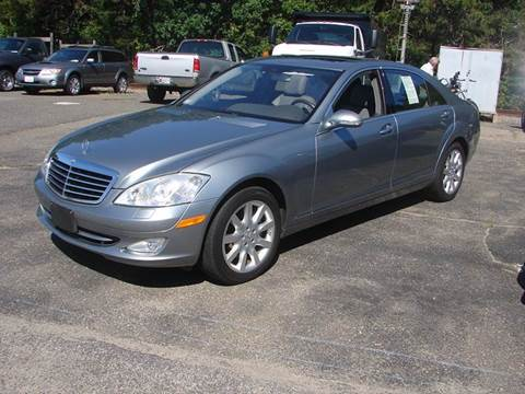 2007 Mercedes-Benz S-Class for sale in Hyannis, MA