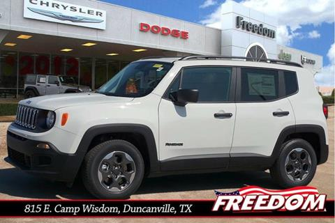 2017 Jeep Renegade for sale in Duncanville, TX