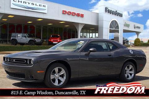 2018 Dodge Challenger for sale in Duncanville, TX
