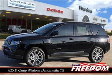 2017 Jeep Compass for sale in Duncanville, TX