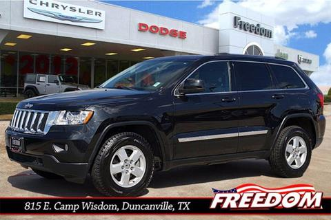2013 Jeep Grand Cherokee for sale in Duncanville, TX