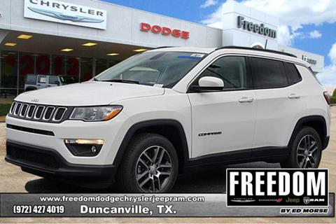 2019 Jeep Compass for sale in Duncanville, TX