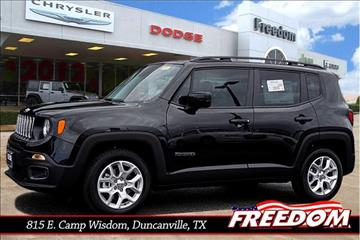 2016 Jeep Renegade for sale in Duncanville, TX