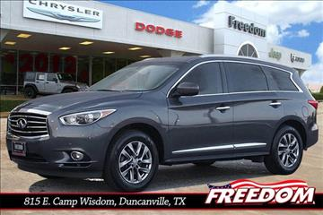 2013 Infiniti JX35 for sale in Duncanville, TX