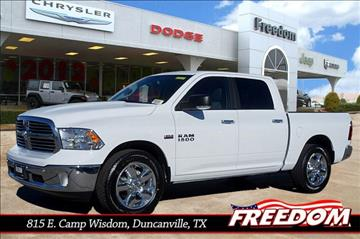 ram ram pickup 1500 for sale duncanville tx. Cars Review. Best American Auto & Cars Review
