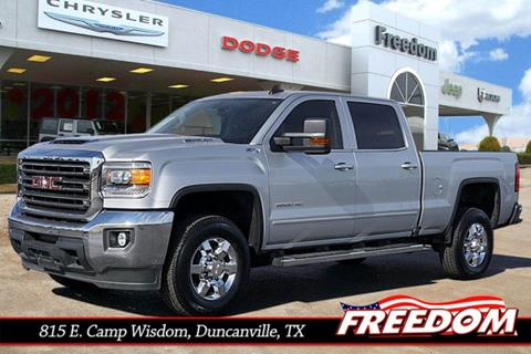 2018 GMC Sierra 2500HD for sale in Duncanville, TX