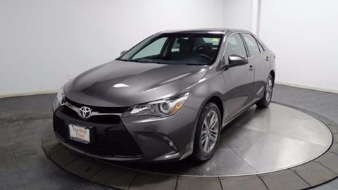 2017 Toyota Camry for sale in Hillside, NJ
