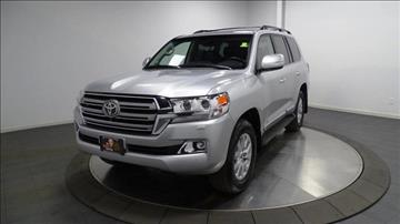 2017 Toyota Land Cruiser for sale in Hillside, NJ
