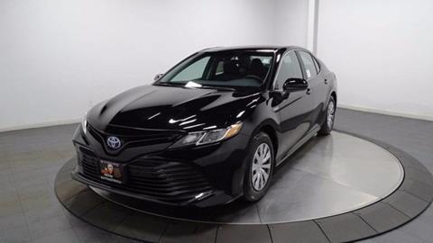 2018 Toyota Camry Hybrid for sale in Hillside, NJ
