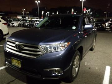 2013 Toyota Highlander for sale in Hillside, NJ