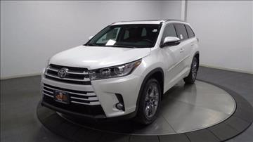 2017 Toyota Highlander for sale in Hillside, NJ