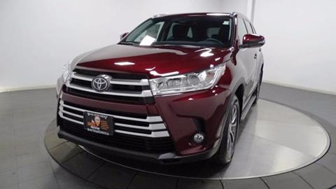 2018 Toyota Highlander for sale in Hillside, NJ