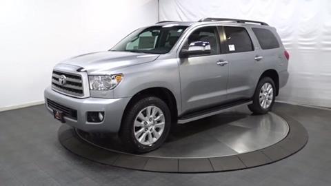 2017 Toyota Sequoia for sale in Hillside, NJ