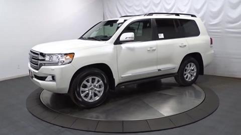 2017 Toyota Land Cruiser for sale in Hillside, NJ