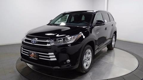 2017 Toyota Highlander Hybrid for sale in Hillside, NJ