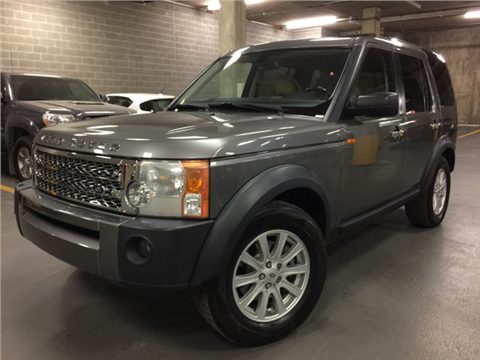 2008 Land Rover LR3 for sale in Palatine, IL