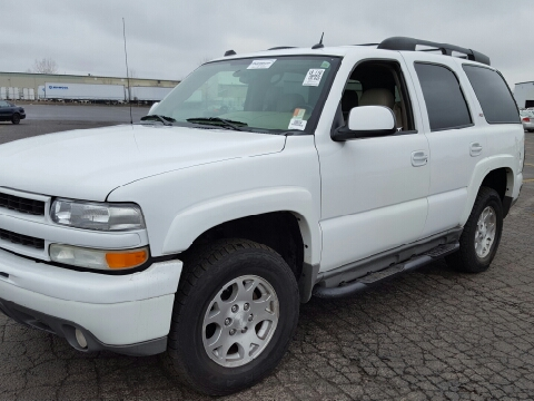2005 chevrolet tahoe for sale in michigan. Black Bedroom Furniture Sets. Home Design Ideas