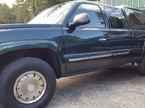 2004 Chevrolet Silverado 1500 for sale in Ravenna, MI