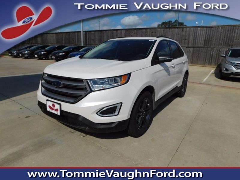 ford edge for sale in houston tx. Black Bedroom Furniture Sets. Home Design Ideas