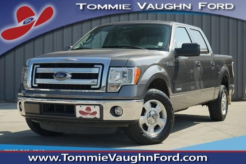 2014 ford f 150 xlt in houston tx tommie vaugn ford. Black Bedroom Furniture Sets. Home Design Ideas
