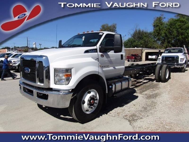 2017 ford f 750 iv in houston tx tommie vaugn ford. Black Bedroom Furniture Sets. Home Design Ideas