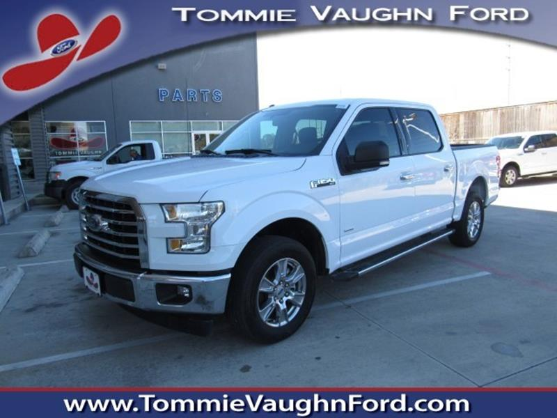 2017 ford f 150 2wd supercrew box in houston tx tommie vaugn ford. Black Bedroom Furniture Sets. Home Design Ideas