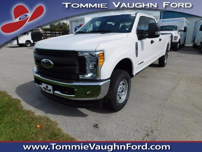 2017 ford f 250 super duty xl 4wd crew cab 8 39 box in houston tx tommie vaugn ford. Black Bedroom Furniture Sets. Home Design Ideas