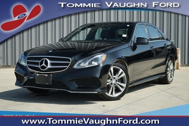 2014 mercedes benz e class luxury in houston tx tommie vaugn ford. Black Bedroom Furniture Sets. Home Design Ideas