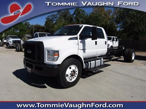 2017 Ford F-750 for sale in Houston, TX