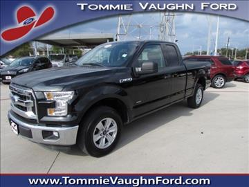 2015 ford f 150 for sale houston tx ForTommie Vaughn Motors Inc