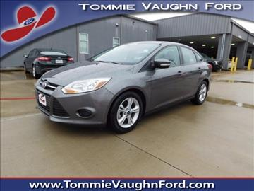 Ford focus for sale houston tx for Tommie vaughn motors inc