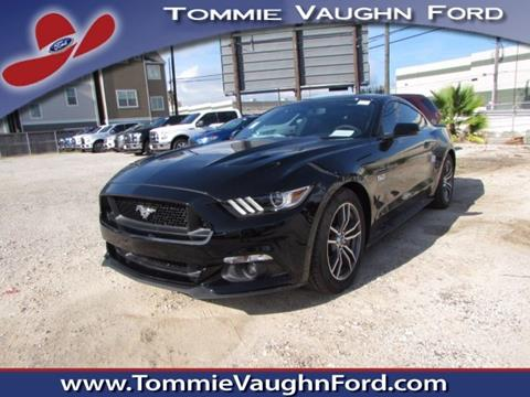 2017 ford mustang for sale in houston tx for Tommie vaughn motors inc