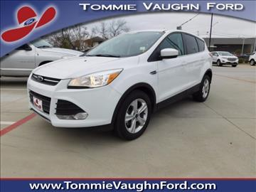 2014 ford escape for sale houston tx for Tommie vaughn motors inc