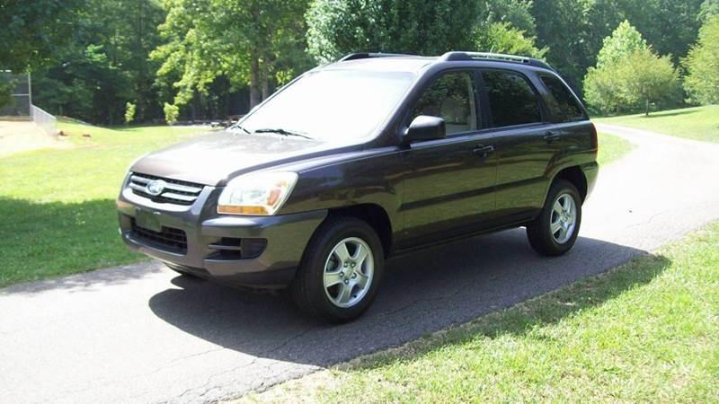 2006 Kia Sportage