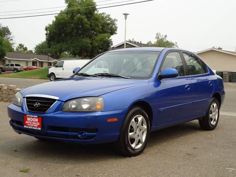 2004 Hyundai Elantra GLS 4dr Sedan   Sacramento CA
