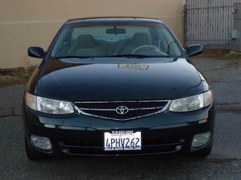2001 Toyota Camry Solara For Sale In Sacramento, CA