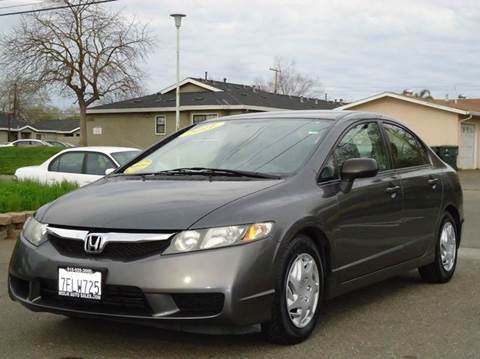 2011 Honda Civic for sale in Sacramento, CA