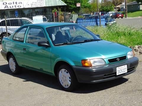 Toyota Tercel For Sale Carsforsale