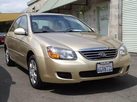 2009 Kia Spectra for sale in Sacramento, CA