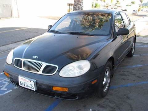 2000 Daewoo Leganza for sale in El Cajon, CA