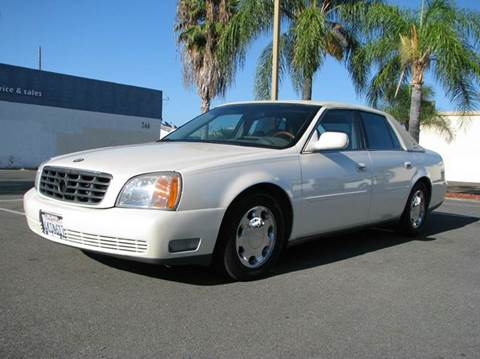 2000 Cadillac DeVille for sale in El Cajon, CA