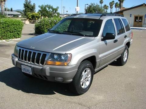 2002 Jeep Grand Cherokee for sale in El Cajon, CA