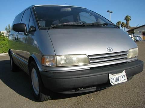 1992 Toyota Previa for sale in El Cajon, CA