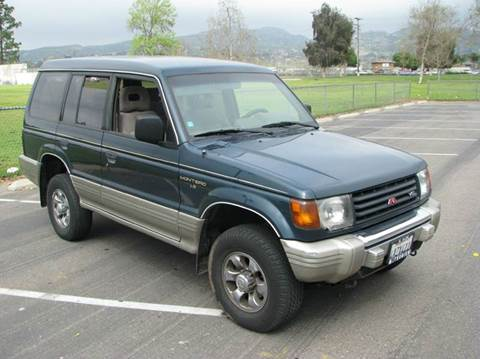 1997 Mitsubishi Montero for sale in El Cajon, CA