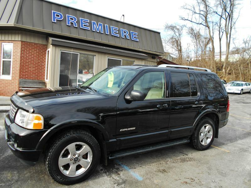 2004 Ford Explorer Limited 4WD 4dr SUV In Washington PA ...